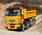 Truck Renault Premium Lander