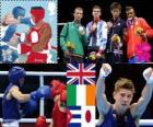 Boxing Men's bantamweight - 56 kg LDN12