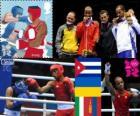 Men's lightweight boxing London 2012