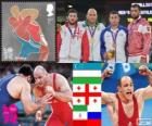 Men's freestyle 120 kg London 2012