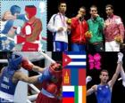 Men's flyweight boxing London 2012