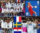 Men's handball London 2012