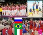Men's volleyball London 2012
