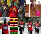 Athletics men's marathon London 2012