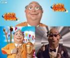 Mayor Milford Meanswell. Milford Meanswell is the mayor from Lazy Town