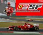 Fernando Alonso - Ferrari - 2012 Korean Grand Prix, 3rd classified