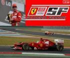 Fernando Alonso - Ferrari - 2012 Korean Grand Prix, 3rd classified