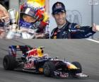 Mark Webber - Red Bull - 2012 Korean Grand Prix, 2nd classified