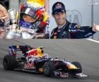 Mark Webber - Red Bull - 2012 Korean Grand Prix, 2nd classified