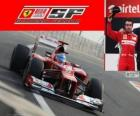 Fernando Alonso - Ferrari - 2012 Indian Grand Prix, 2nd classified