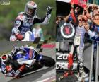 Jorge Lorenzo, 2012 world champion of MotoGP
