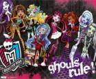 Monster High – Ghouls Rule