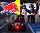 Sebastian Vettel - Red Bull - 2012 Abu Dhabi Grand Prix, 3rd classified