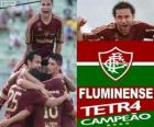 Fluminense Football Club Champion of the 2012 Brazilian Championship