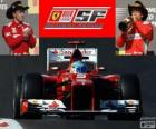 Fernando Alonso - Ferrari - 2012 United States Grand Prix, 3rd classified