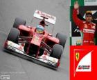 Fernando Alonso - Ferrari - Grand Prix of Brazil 2012, 2º classified