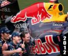 Red Bull Racing 2012 FIA Constructors' World Champion