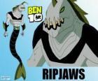 Ripjaws, Ben 10