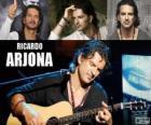 Ricardo Arjona, is a Guatemalan singer