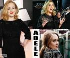 Adele, is a British singer-songwriter