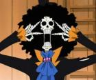 Brook Dead Bones, a musician skeleton from One Piece