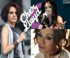 Cher Lloyd is a British artist