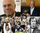 2012 FIFA Presidential Award for Franz Beckenbauer