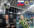 FIFA Puskás Award 2012 for Miroslav Stoch