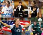 FIFA Women's World Player of the Year 2012 winner Abby Wambach