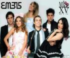 Eme 15, is a Mexican-Argentine Latin pop band