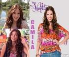 Camila is intimate friend of Maxi and Francesca