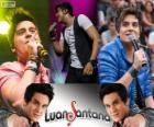 Luan Santana, brazilian composer and singer
