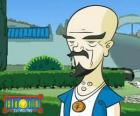 Master Fung, the master of the Xiaolin warriors