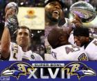 Baltimore Ravens Super Bowl 2013 Champions