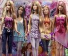 Parade of Barbies