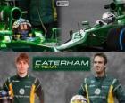 Caterham F1 Team 2013