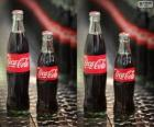 Original Coca Cola bottles