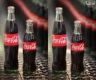 Original Coca Cola bottles