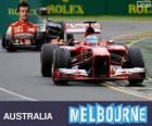Fernando Alonso - Ferrari - 2013 Australian GP, 2º classified