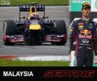 Mark Webber - Red Bull - 2013 Malaysia Grand Prix, 2º classified