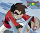 Raimundo Pedrosa, the Xiaolin Dragon of the Wind comes from Brazil