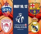 Final Four London 2013 Euroleague Basketball
