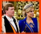 Willem-Alexander and Máxima new Kings of Holland (2013)