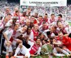 Ajax Amsterdam, champion Eredivisie 2012-2013, Dutch Football League