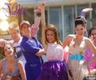 Musical performance of Violetta