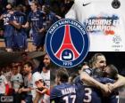 Paris Saint Germain, PSG, Ligue 1 2012-2013 champion, France football league