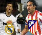Final Cup of King 2012-13, Real Madrid - Atletico Madrid