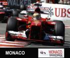 Fernando Alonso - Ferrari - Monte-Carlo 2013
