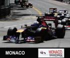 Jean-Eric Vergne - Toro Rosso - Monte-Carlo 2013