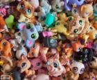 Littlest PetShop pets